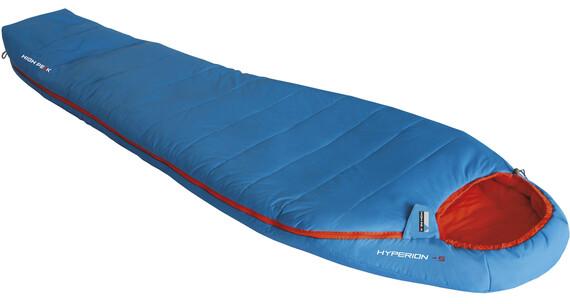 High Peak Hyperion -5 Sleeping Bag Blue/Orange